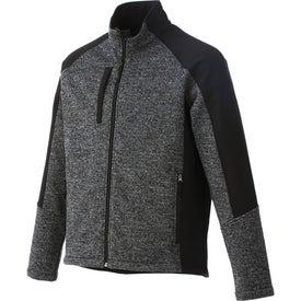 Printed Kitulo Hybrid Softshell Jacket by TRIMARK