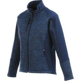 Kitulo Hybrid Softshell Jacket by TRIMARK (Women's)