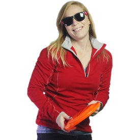 Knew Knit Half Zip Jacket by TRIMARK (Women's)