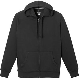Kozara Fleece Full Zip Hoody by TRIMARK Imprinted with Your Logo