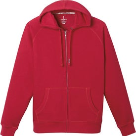 Monogrammed Kozara Fleece Full Zip Hoody by TRIMARK
