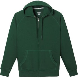 Kozara Fleece Full Zip Hoody by TRIMARK (Men's)
