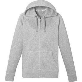Kozara Fleece Full Zip Hoody by TRIMARK for Customization