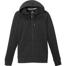 Kozara Fleece Full Zip Hoody by TRIMARK Imprinted with Your Logo