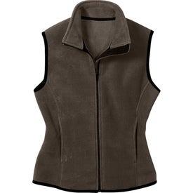 Port Authority Ladies R-Tek Fleece Vest for Your Organization