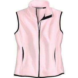 Port Authority Ladies R-Tek Fleece Vest for your School