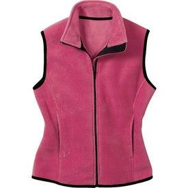Company Port Authority Ladies R-Tek Fleece Vest