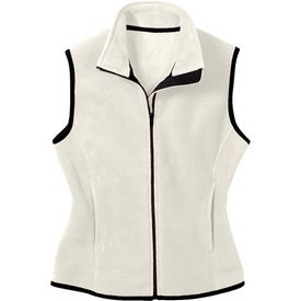 Port Authority Ladies R-Tek Fleece Vest for Advertising
