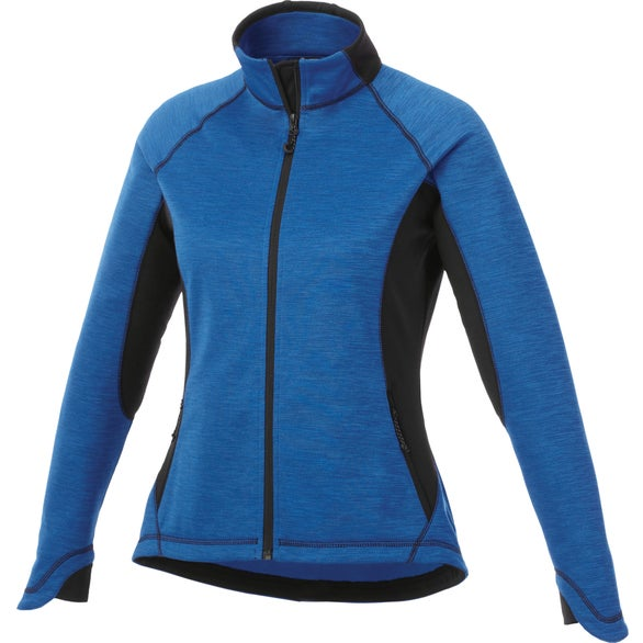 Olympic Blue Langley Knit Jacket by TRIMARK
