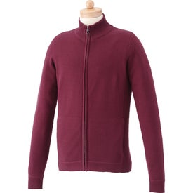 Lockhart Full Zip Sweater by TRIMARK (Men's)