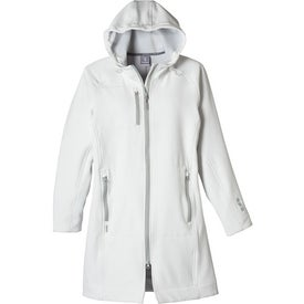 Monogrammed Lynx 3/4 Hooded Jacket by TRIMARK