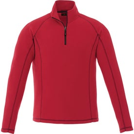 Bowlen Polyfleece 1/4 Zip Pullover by TRIMARK (Men's)