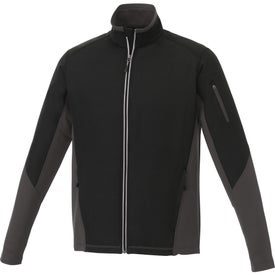 Sonoma Hybrid Knit Jacket by TRIMARK for Advertising