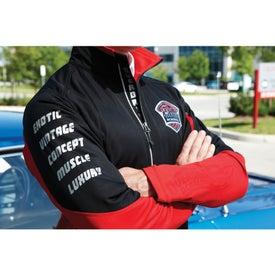 Customized Sonoma Hybrid Knit Jacket by TRIMARK