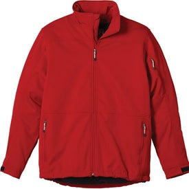 Logo Malton Insulated Softshell Jacket by TRIMARK .