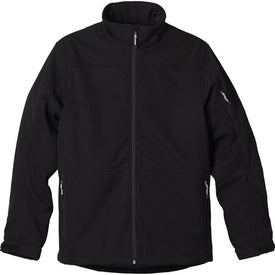 Malton Insulated Softshell Jacket by TRIMARK (Men's).