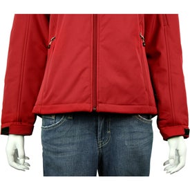 Branded Malton Insulated Softshell Jacket by TRIMARK