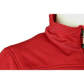 Malton Insulated Softshell Jacket by TRIMARK Branded with Your Logo