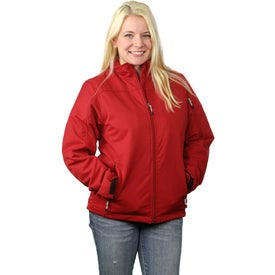 Malton Insulated Softshell Jacket by TRIMARK (Women's)