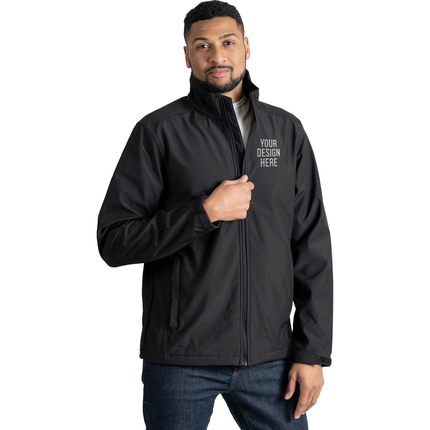 Maxson Softshell Jacket by TRIMARK (Men's)