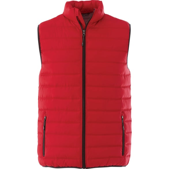 Team Red Mercer Insulated Vest by TRIMARK