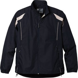 Monogrammed Meru Jacket by TRIMARK