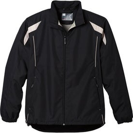 Monogrammed Meru Jacket by TRIMARK