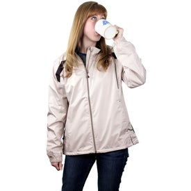 Advertising Meru Jacket by TRIMARK