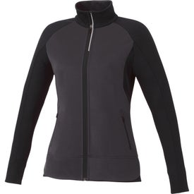 Mica Knit Jacket by TRIMARK for Advertising