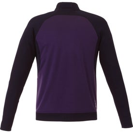 Mica Knit Jacket by TRIMARK Branded with Your Logo