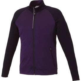 Mica Knit Jacket by TRIMARK Imprinted with Your Logo