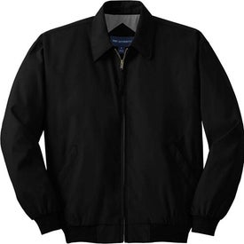 Advertising Port Authority Casual Microfiber Jacket