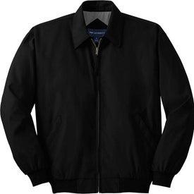 Advertising Port Authority Casual Microfiber Jacket