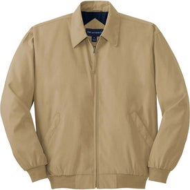 Port Authority Casual Microfiber Jacket with Your Logo
