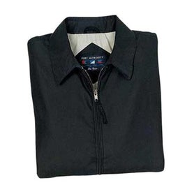 Port Authority Casual Microfiber Jacket for your School
