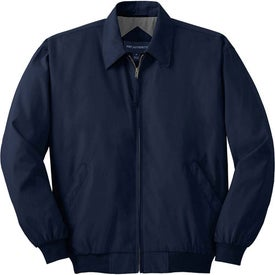 Port Authority Casual Microfiber Jacket (Men's)