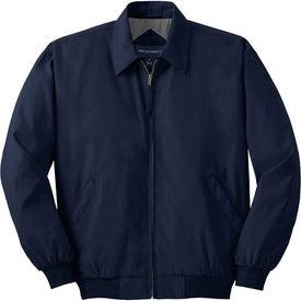 Port Authority Casual Microfiber Jacket
