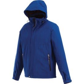 Monogrammed Moritz Insulated Jacket by TRIMARK