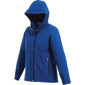 Moritz Insulated Jacket by TRIMARK for Advertising