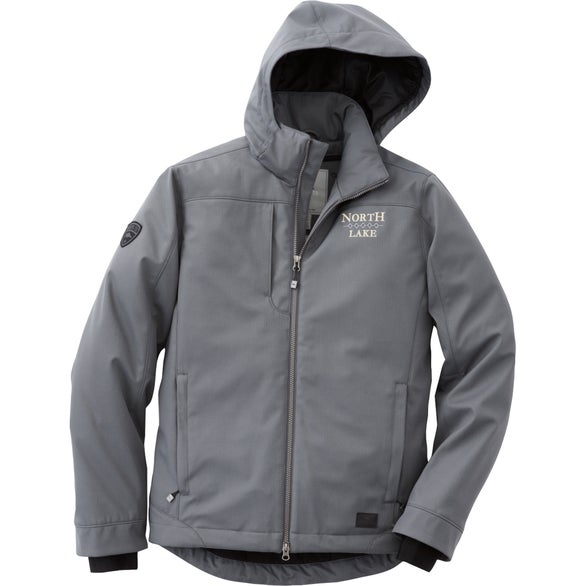 Charcoal Northlake Roots73 Insulated Jacket by TRIMARK