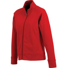 Okapi Knit Jacket by TRIMARK Imprinted with Your Logo
