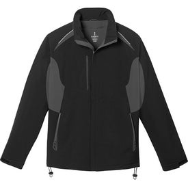 Personalized Ortega Insulated Softshell Jacket by TRIMARK