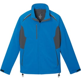 Customized Ortega Insulated Softshell Jacket by TRIMARK