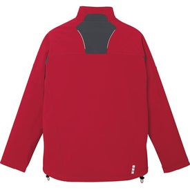 Ortega Insulated Softshell Jacket by TRIMARK for Advertising
