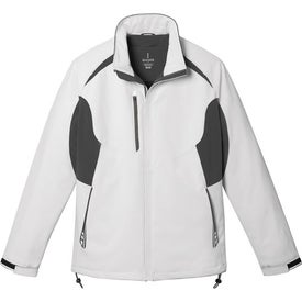 Ortega Insulated Softshell Jacket by TRIMARK (Men's)
