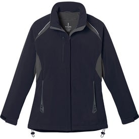 Ortega Insulated Softshell Jacket by TRIMARK for Promotion