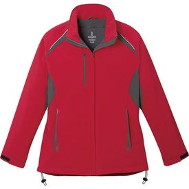 Ortega Insulated Softshell Jacket by TRIMARK for Your Company