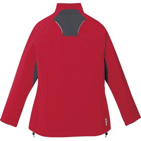 Customized Ortega Insulated Softshell Jacket by TRIMARK