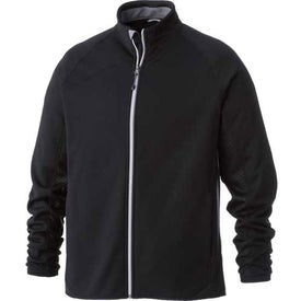 Oyama Knit Jacket by TRIMARK with Your Logo
