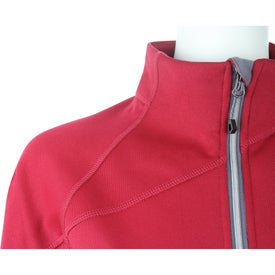 Oyama Knit Jacket by TRIMARK Branded with Your Logo